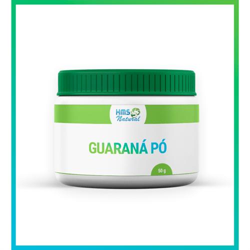 Guaraná Puro Pó Vegan 50gramas