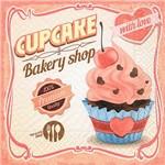 Guardanapo 19605 Amor de Cupcake