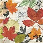 Guardanapo 19607 Outono Manuscrito