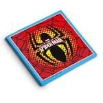 Guardanapo Decorativo Ultimate Spiderman 25x25 C/16 Folhas