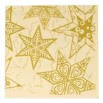 Guardanapo Estrela Ouro 32x32cm C/20 Ref.1550724 - Cromus