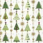 Guardanapo Natal Toke e Crie Árvore Nalinas - 5 Unid