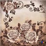 Guardanapo para Decoupage Toke e Crie – 15320 – Rosa Nude (Com 02 Unidades)