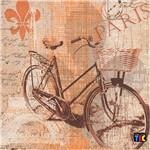 Guardanapo para Decoupage Toke e Crie – 15466 – Bicicleta Vintage (Com 02 Unidades)