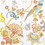 Guardanapo para Decoupage Toke e Crie – 17712 – Floral Arabesco (Com 02 Unidades)