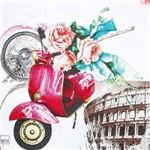 Guardanapo Toke e Crie Amor em Roma - 5 Unid