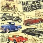 Guardanapo Toke e Crie Carros Vintage - 5 Unid