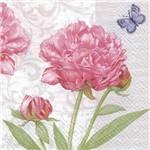 Guardanapo Toke e Crie Flores Nobres - 5 Unid