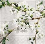 Guardanapo Toke e Crie Orquídea Branca - 5 Unid