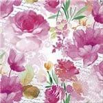 Guardanapos Clima Floral com 2 Unidades Ref.20333-GUA093100 Toke e Crie
