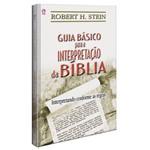 Guia Básico para Interpretação da Bíblia
