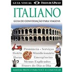 Guia Visual de Conversacao Italiano - Publifolha