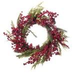 Guirlanda C/ Cerejas Vermelhas 40cm - Cromus