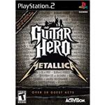 Guitar Hero: Metallica - Ps2