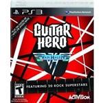 Guitar Hero Van Halen - Ps3