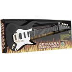 Guitarra Eletrônica DTC Preta