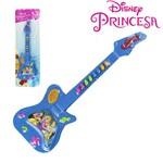 Guitarra Musical Infantil Princesas a Pilha na Cartela