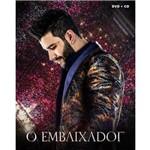 Gusttavo Lima, o Embaixador - Kit DVD + Cd / Sertanejo