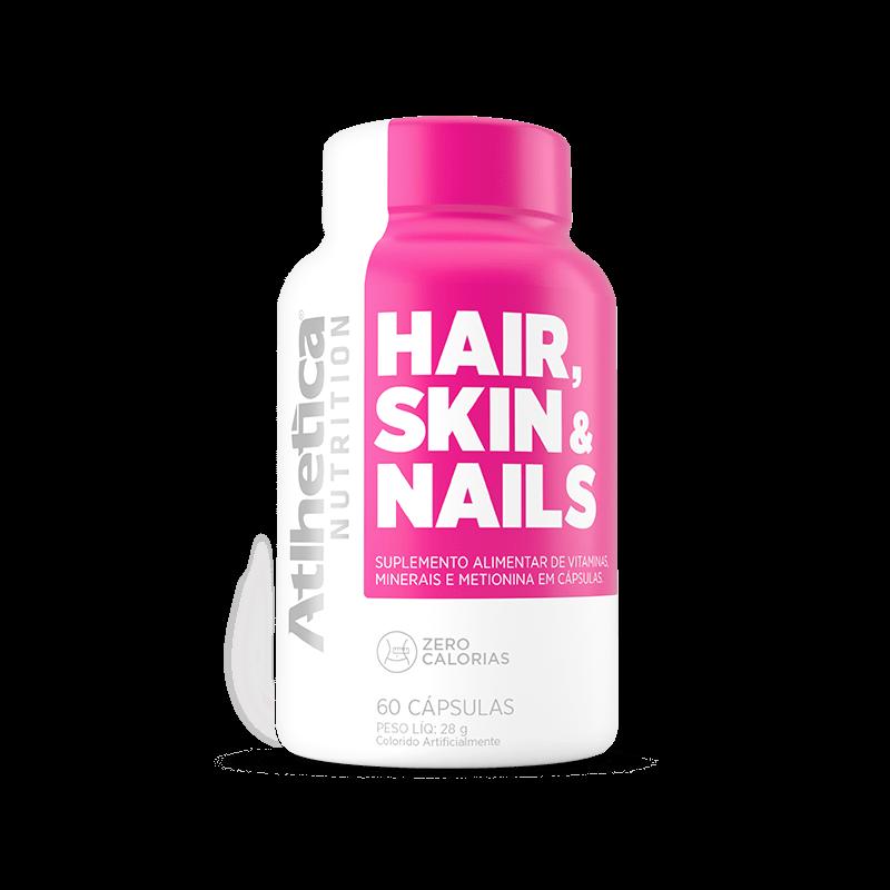 Hair Skin & Nail (60caps) Atlhetica Nutrition