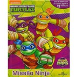 Half Shell Turtles - Missão Ninja