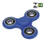 Hand Spinner Anti Stress Certificado - Fidget Spinner Racer - Azul - Candide