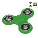 Hand Spinner Anti Stress Certificado - Fidget Spinner Racer - Verde - Candide