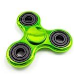 Hand Spinner Anti Stress Certificado - Fidget Spinner Special Metalizado - Candide - Verde