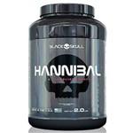 Hannibal Black Skull 900g Sabor Chocolate