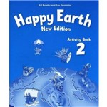 Happy Earth - Activity Book - Pack Level 2