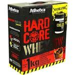 Hardcore Whey 5W Hardcore Series 1kg - Atlhetica Chocolate