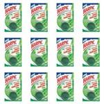 Harpic Bloco de Caixa Acoplagem Verde 50g (kit C/12)