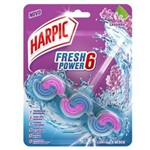 Harpic Fresh Power 6 Lavanda com 1 Bloco