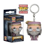 Harry Potter Albus Dumbledore Chaveiro Mini Boneco Pop Funko