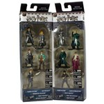 Harry Potter Figuras Metal - Kit com 10 Personagens -
