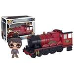 Harry Potter no Trem Hogwarts Express - Funko Pop Harry Potter Rides