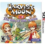Harvest Moon The Tale Of Two Towns - 3ds