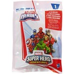 HASBRO - Mini Boneco Surpresa Playskool Heroes Marvel - B6624