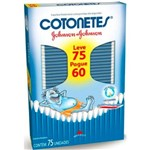 Haste Flexl Cotonetes 75un/pg60un