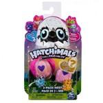 Hatchimals Colleggtibles Surpresa - Pack com 2 + Ninho - Multikids