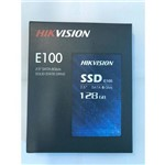 Hd Ssd Hikvision 128gb 560mbs Sata 6gb/s de Leitura   Hs-ssd-e100i