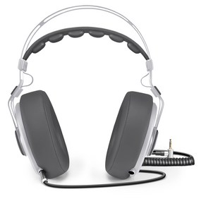 Headphone Premium Wired Large Branco - Ph238