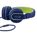 Headphone Pulse Ph162 On Ear Stereo Azul Verde