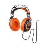 Headphone Pulse Premium Wired Large Laranja Ph239