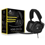 Headset Gamer Corsair Ca-9011154-Na Void Pro USB Carbon