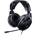 Headset Gamer Man O'war 7.1 Green Edição Especial com Microfone Razer