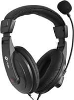 Headset Go Play Fm35 Preto com Microfone