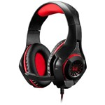 Headset Multilaser Warrior com Led - Ph219