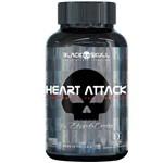 Heart Attack 60 Cápsulas Black Skull