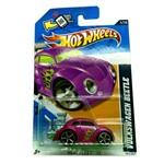 Heat Fleet 12 - Carrinho - Hot Wheels - Volkswagen Beetle - 1/10 - 151/247 - 2011 - V5669