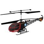 Helicóptero Fênix 3 Canais com Controle Remoto - Candide